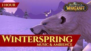 Vanilla Winterspring Music & Ambience (1 Hour, World Of Warcraft Classic)