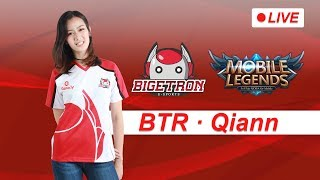 🔴 BTR QIANN WITH MIC?