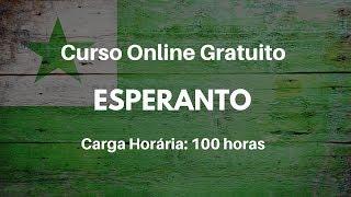 Curso Online Gratuito - Esperanto