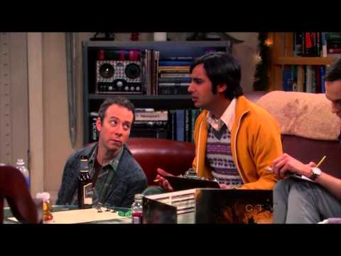 The Big Bang Theory Season 6 Ep 11-Best Scene
