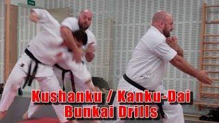 Practical Kata Bunkai: Kushanku / Kanku-Dai / Kosokun-Dai / Kong Sang Koon