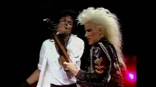 Michael Jackson - Dirty Diana (Live in Rome)