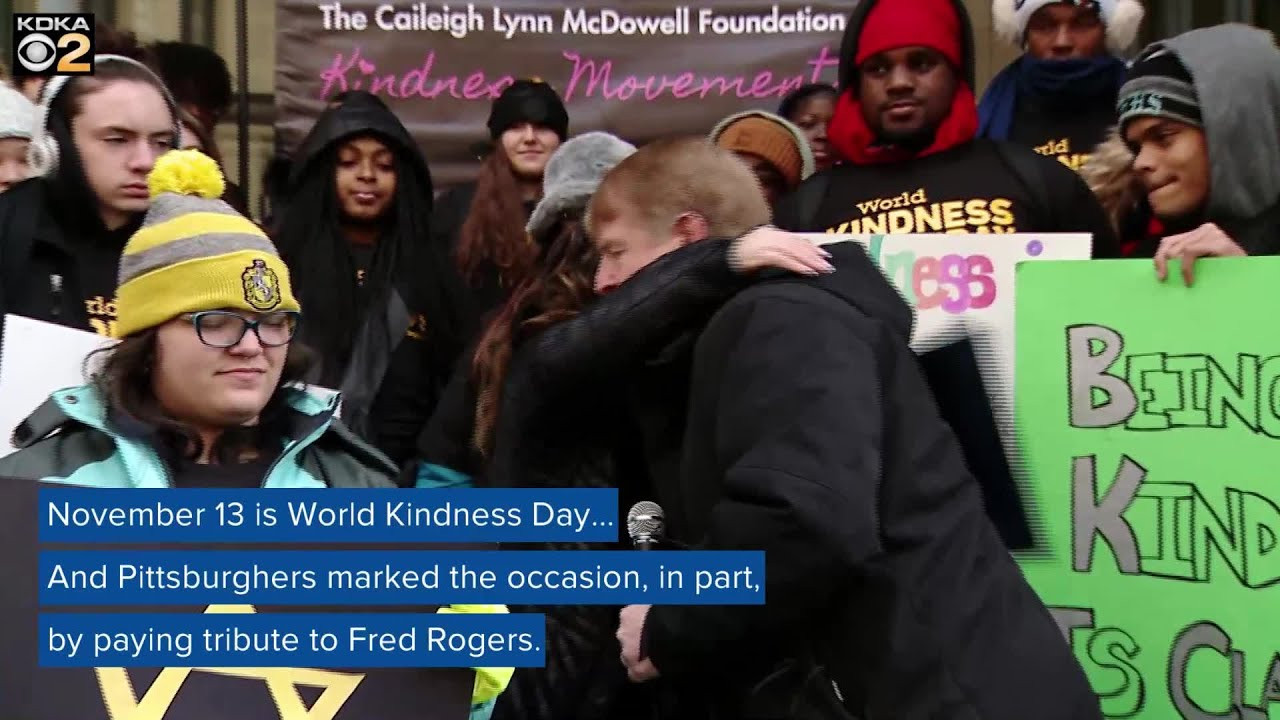 Pittsburghers Celebrate World Kindness Day By Honoring Mister ...