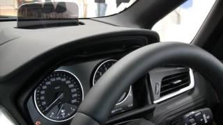 BMW2シリーズ アクティブツアラー225xe ヘッドアップディスプレイについ...