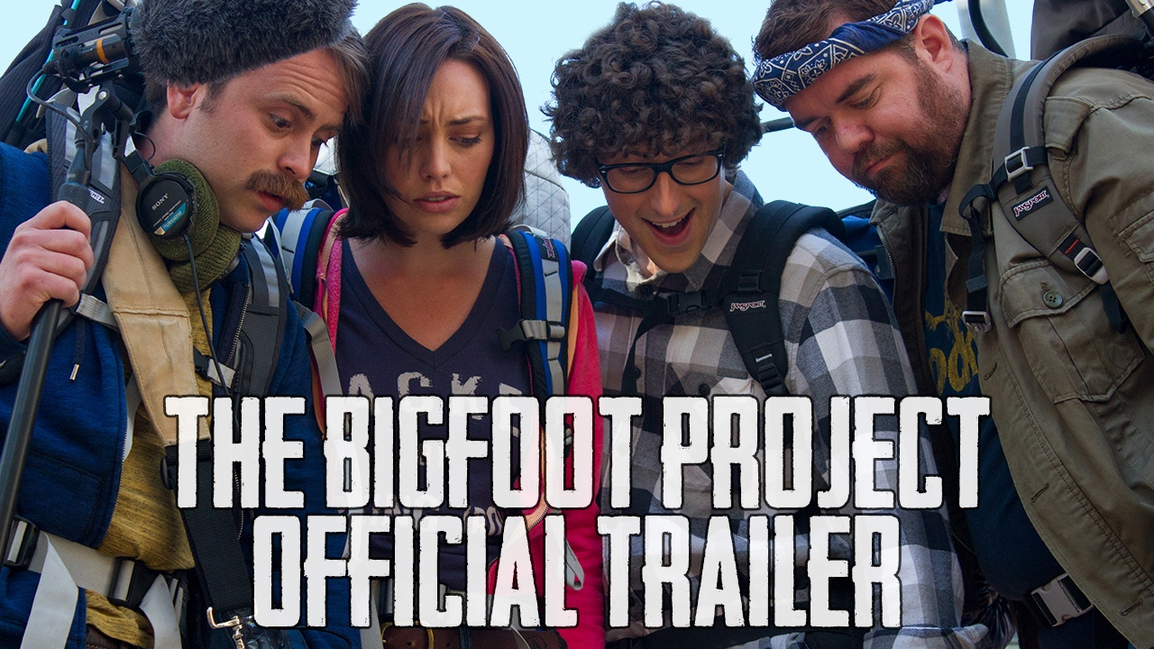 Download The Bigfoot Project - Official Trailer (2017)
