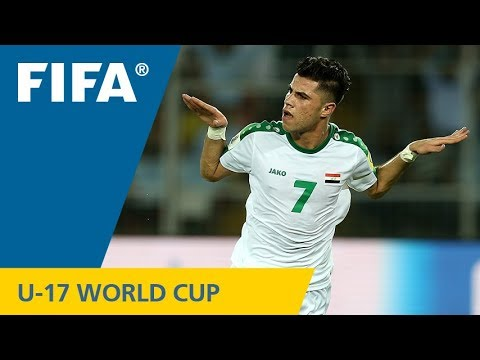 Match 12: Iraq v Mexico – FIFA U-17 World Cup India 2017