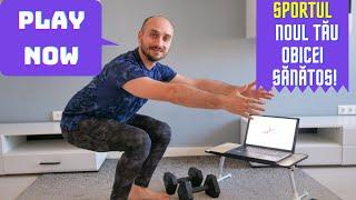 Antrenament 5 Challenge - Vreau să am un stil de viață sănătos