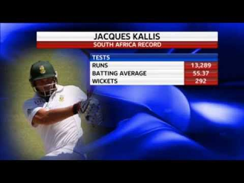 Jacques Kallis retires from international cricket.