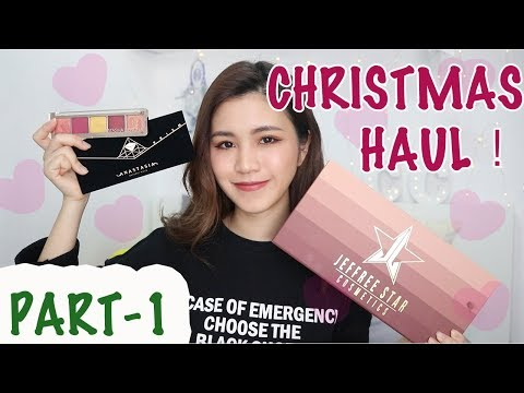聖誕買了什麼? PART 1|CHRISTMAS HAUL P 1|Chinchinc