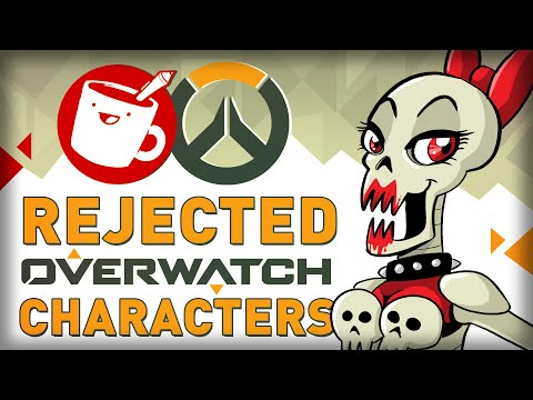 3 Overwatch Character Designs Rejected by Blizzard