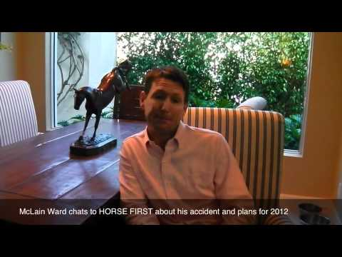 McLain Ward Interview With HORSE FRIST