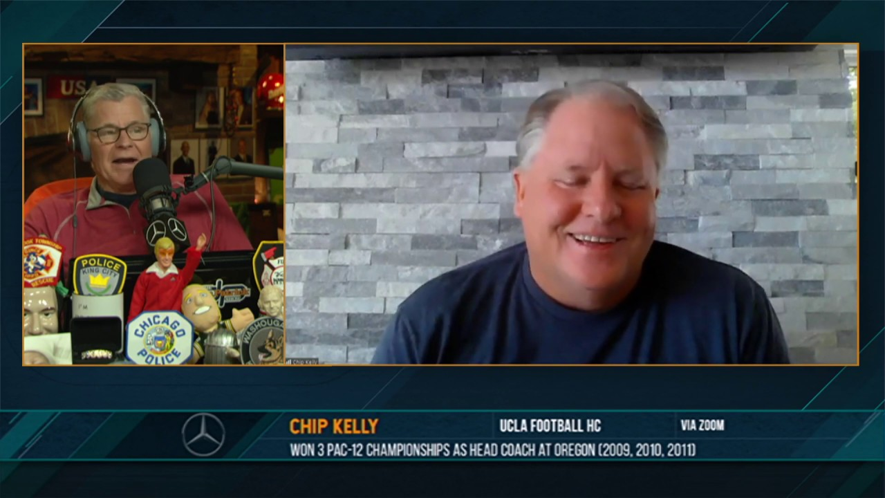 Chip Kelly on the Dan Patrick Show (Full Interview) 05/20/20