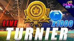 MEGA TURNIER 2 - [Anmeldung bis 15Uhr] - MEHRERE GEWINNE! | Rocket League