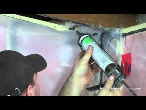 How To Install Vapor Barrier