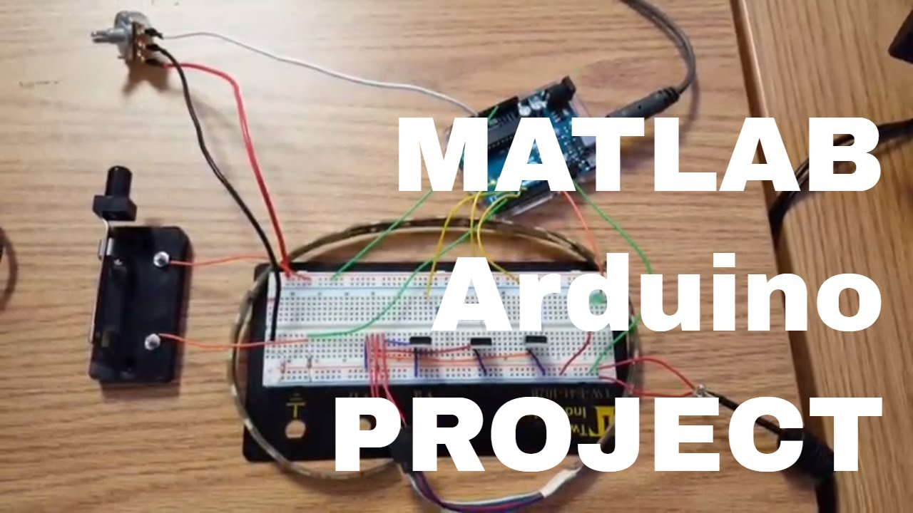 Arduino LED Project for MATLAB