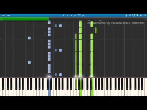 Taylor Swift - Style (Piano Cover) by...