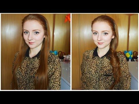 ♥ Прическа с ободком от MakeupKaty ♥