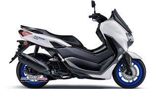 หลักฐานยืนยันแล้ว All New Yamaha NMAX จะมาตามแบบร่างนี้แน่นอน!!