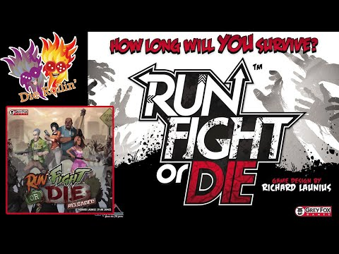 Fight or Die Kickstarter Special Reloaded: Have a Gun Pledge w//Expansion Run