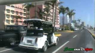Recorriendo Mazatlán Sinaloa