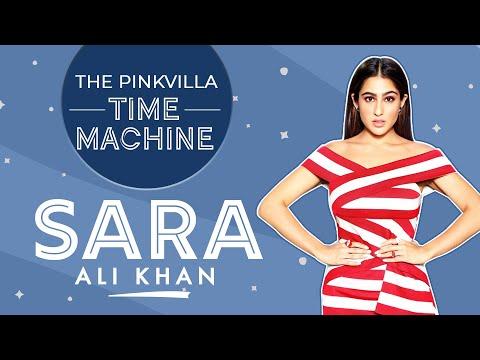 Sara Ali Khan on Amrita Singh, Saif Ali Khan, Kareena Kapoor, Ibrahim, Taimur|Pinkvilla Time Machine