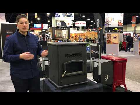 Breckwell SP1000 Big E Large Pellet Stove Product Review