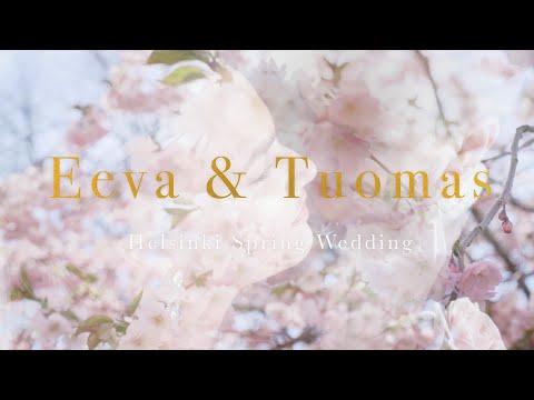 Helsinki Spring Wedding - Eeva & Tuomas