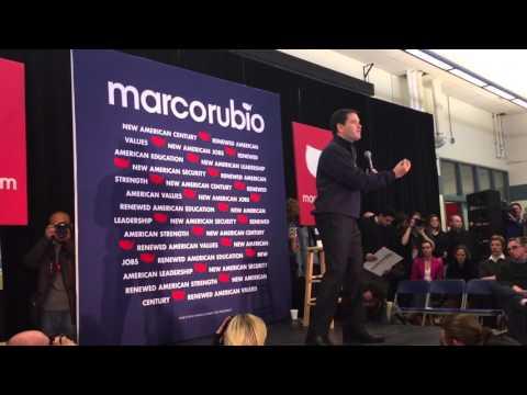 FL boat capt. challenges Sen. Marco Rubio on climate change