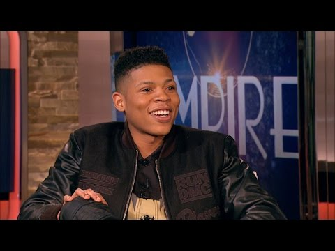 How 'Empire's' Bryshere Gray Prepped for His Sex  With Naomi Campbell