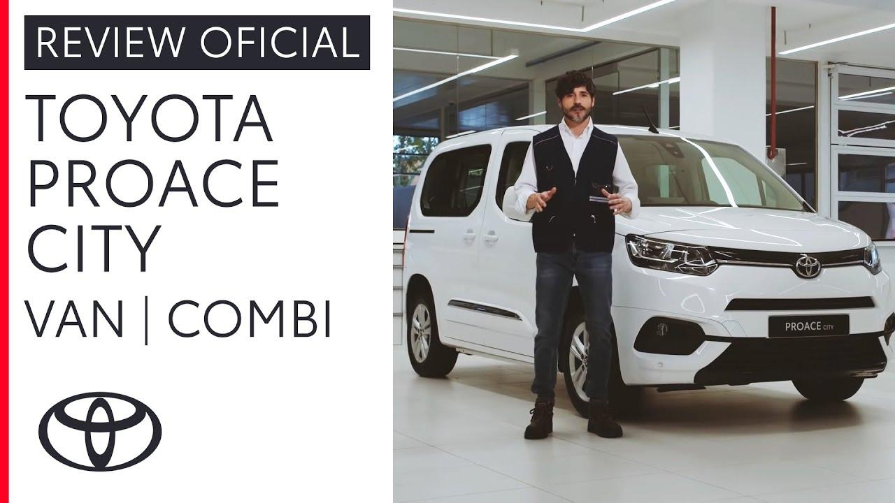 Nueva Proace City | Análisis completo | Toyota Professional