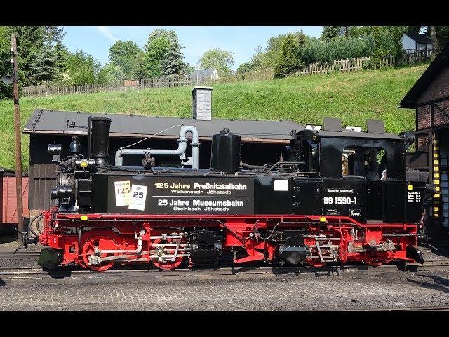 Pressnitztalbahn feiert 125 und 25 Jahre  2017-06-3