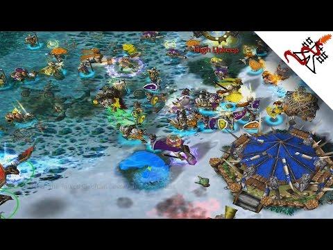 Warcraft 3 - 3v3v3v3 THE TURNING POINT