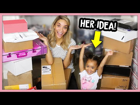 Mail Unboxing with Ziya! So Many Packages!