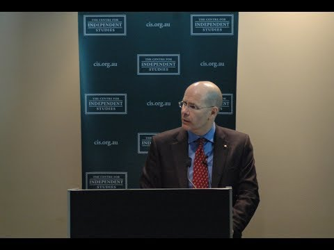 Anti-Terror Laws and the Powers of the State: Professor George Williams