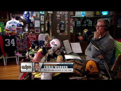 Chris Webber shares John Stockton story (12/1/16)