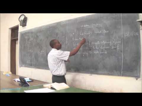 Electronics Lecture Two - Kirchhoff's Laws