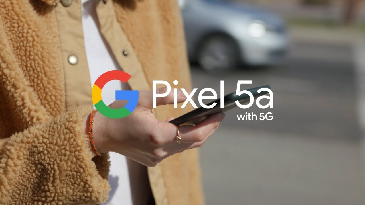 Download Get to Know the Budget-Friendly Pixel 5a with 5G