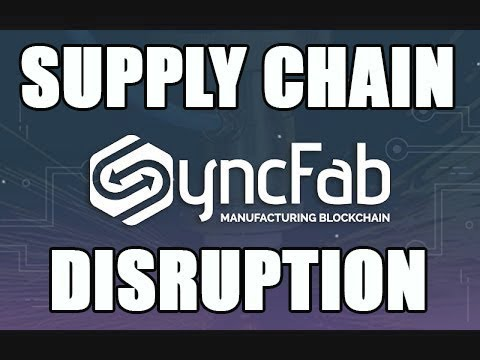 How This Hot ICO Is Disrupting The Manufacturing Supply Chain Industry