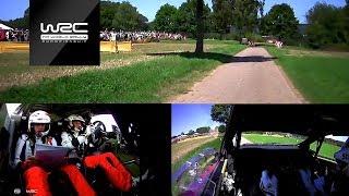 WRC - ADAC Rallye Deutschland 2019 ONBOARD Tanak SS04
