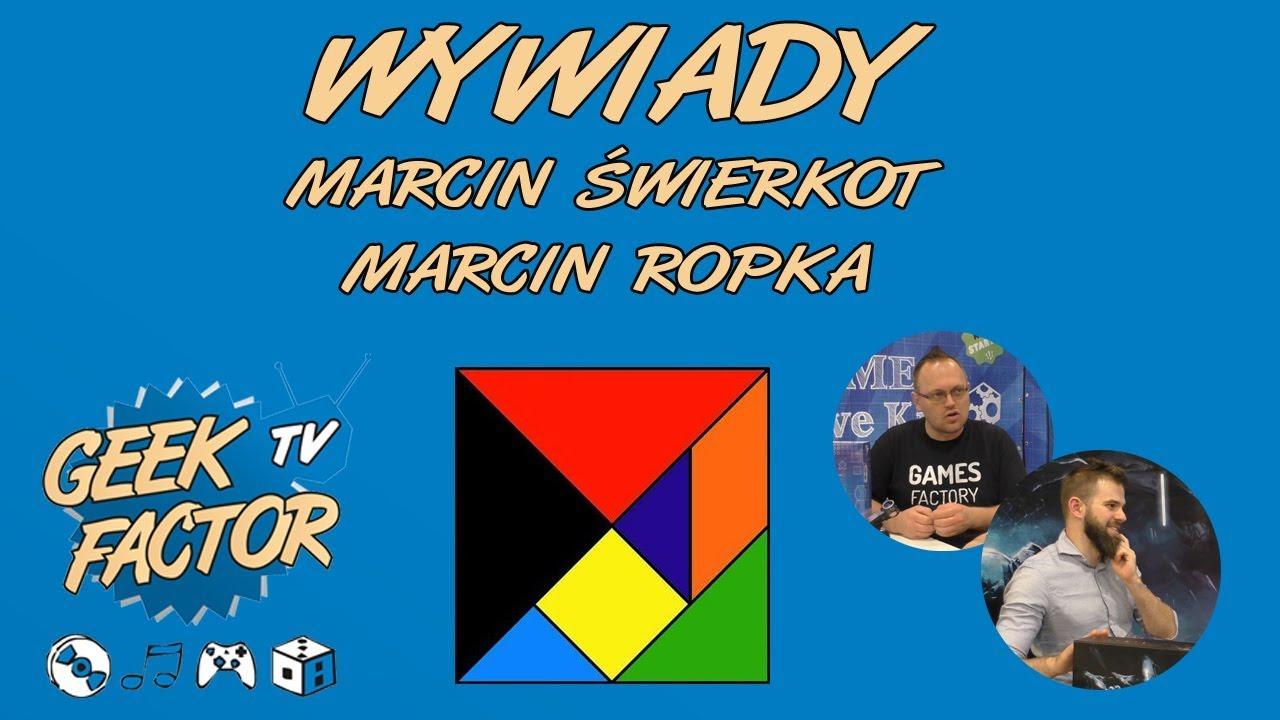 ESSEN 2017 – WYWIADY – Marcin Świerkot i Marcin Ropka [PL]