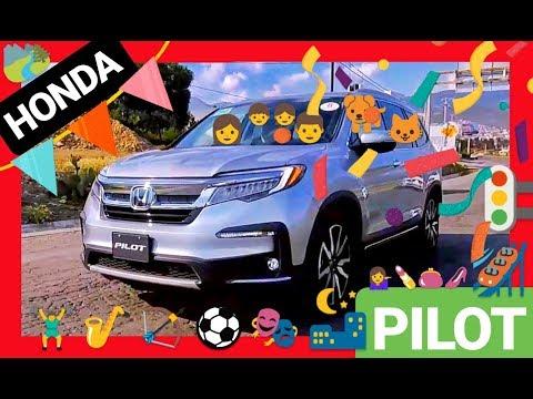 ‼️HONDA PILOT 2019‼️ 😏👌 ¡COMO LOS BUENOS VINOS! 👨👩👧👦🏖️🐕🛍️   ADN Automotriz