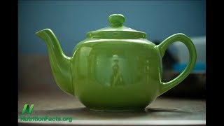 Léčba genitálních bradavic zeleným čajem
