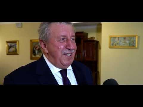 Wywiad ze Stanisławem Cybulą, podczas XXVI Zgromadzenia Ogólnego ZPP