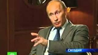 Путин рассказал правду о демократии в США