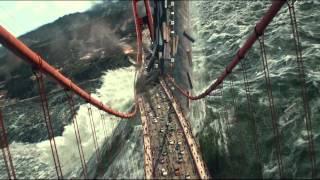 San Andreas Tsunami Scene