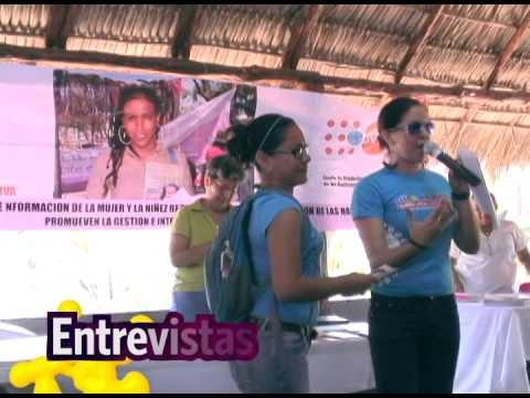 """Feria y Fiesta Informativa titulada """"El Progreso de las Mujeres y las adolescentes es el progreso de todos y todas"""""""
