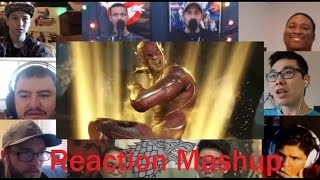 Injustice 2 - Introducing The Flash REACTION MASHUP