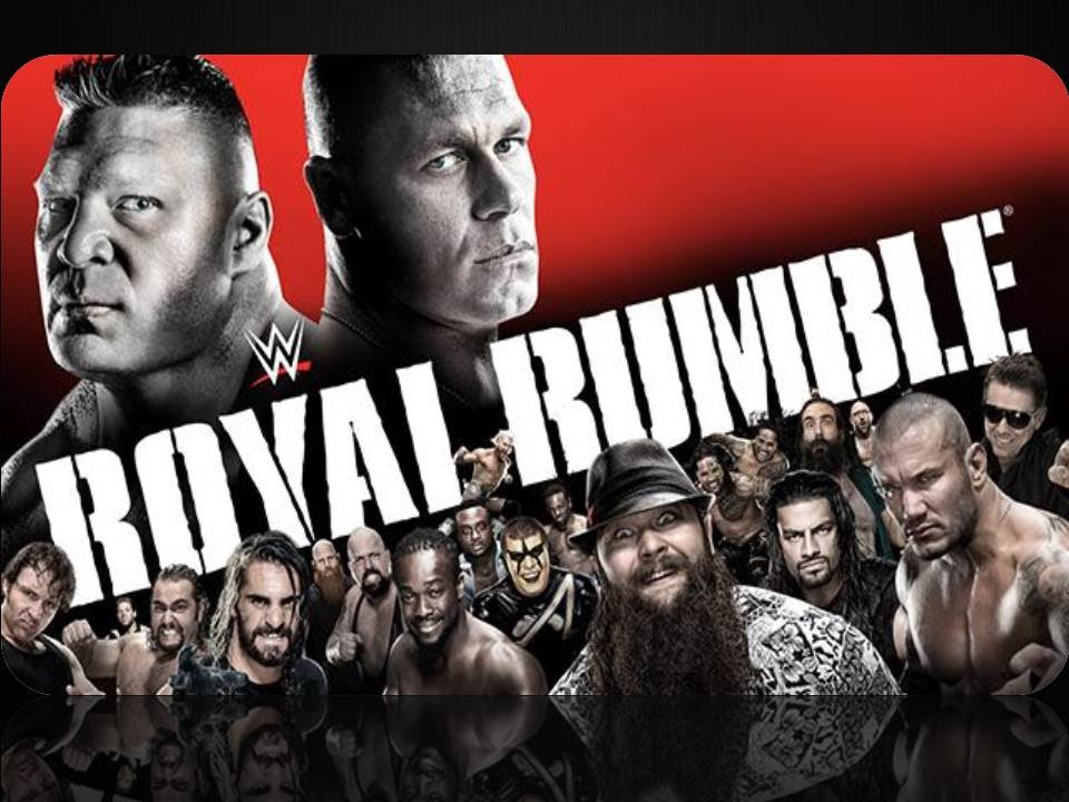 How to watch royal rumble 2015