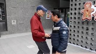 """台湾郝老师""""松紧带""""。"""