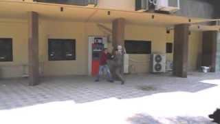 Atm Robbery Prevention
